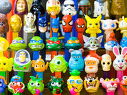 Candy-characters-disney-pez-photography-Favim.com-142445