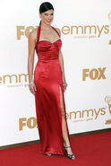 Adrianne Palicki - 63rd Emmy Awards-