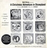 Xmas Adventure in Dl back cover