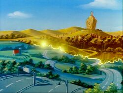 Golden Death spreads over Duckburg