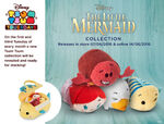 The Little Mermaid Flounder Bag Collection UK Tsum Tsum Tuesday