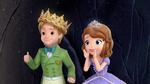 King James and Sofia