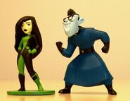 Shego and Drakken by skoshi8