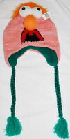 Beaker knit hat