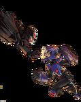 Hiro and Yokai Illustrated Render