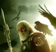 Hugin and Munin in Thor The Dark World