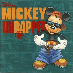 Mickey unrapped