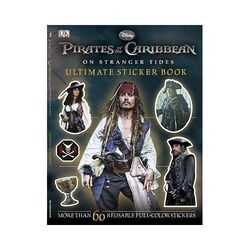 Pirates of the caribbean on stranger tides ultimate sticker book
