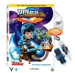 Miles From Tomorrowland - Lets Rocket DVD