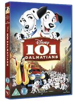 101 Dalmatians UK DVD 2014