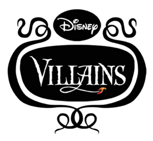 Disney Villains alt logo