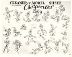 Model sheet 1150-8008 carpenter cleanup blog