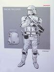 Snow Trooper Art