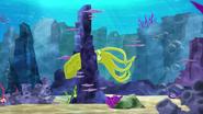 Squid stuck