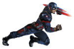 Civil War Cap 3 Char art