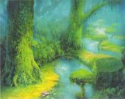 Hippo's Lagoon (Art)