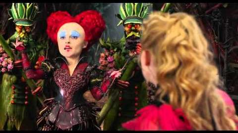 ALICE THROUGH THE LOOKING GLASS TV Spot 1 (2016)