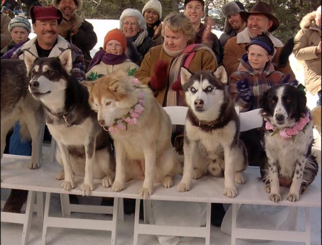 Amazon.com: Snow Dogs: Cuba Gooding Jr., James Coburn, Joanna ...