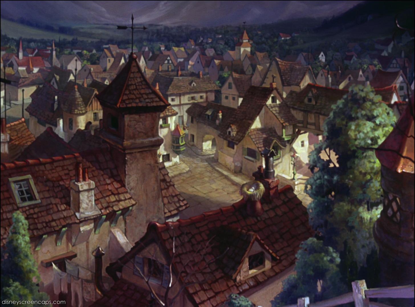 Village (Pinocchio)   Disney Wiki   FANDOM powered by Wikia