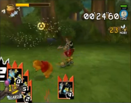 File:Kingdom Hearts Re- Chain of Memories Honey Bees.png