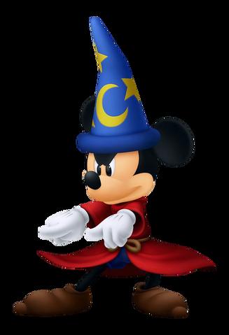 File:Sorcerer Mickey KH3D.png