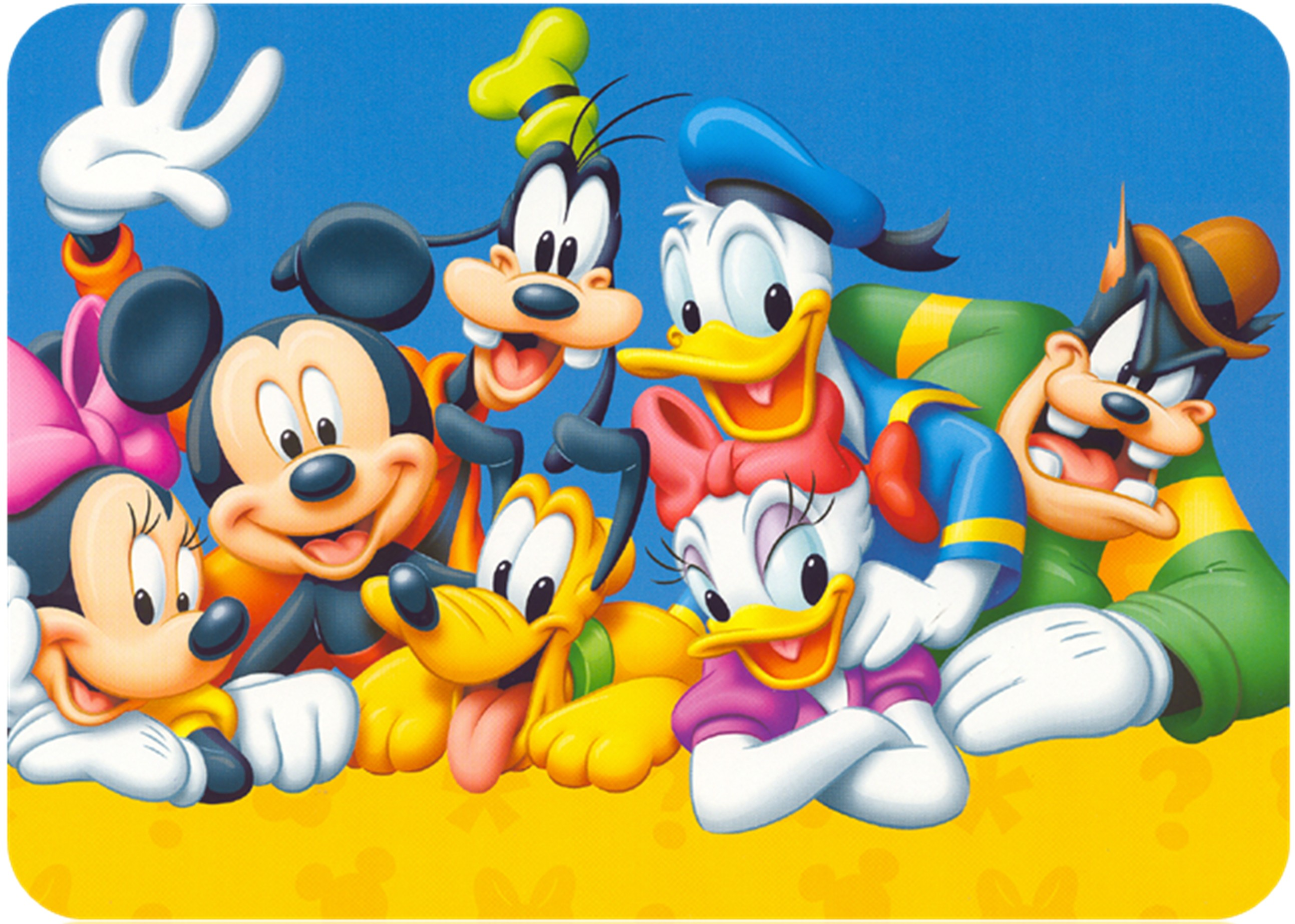 Mickey Mouse/Relationships