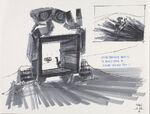 WALL-E concept drawing 6