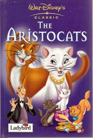 File:The Aristocats (Ladybird Classic).jpg