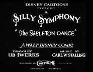Ss-skeletondance