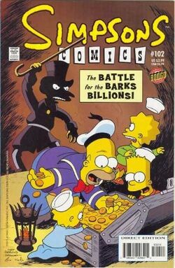 Simpsons Comics 102