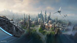 Star Wars Land Concept Art 03
