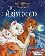 The Aristocats (Ladybird, paperback)