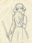Cinderella-1950-original-production-drawing
