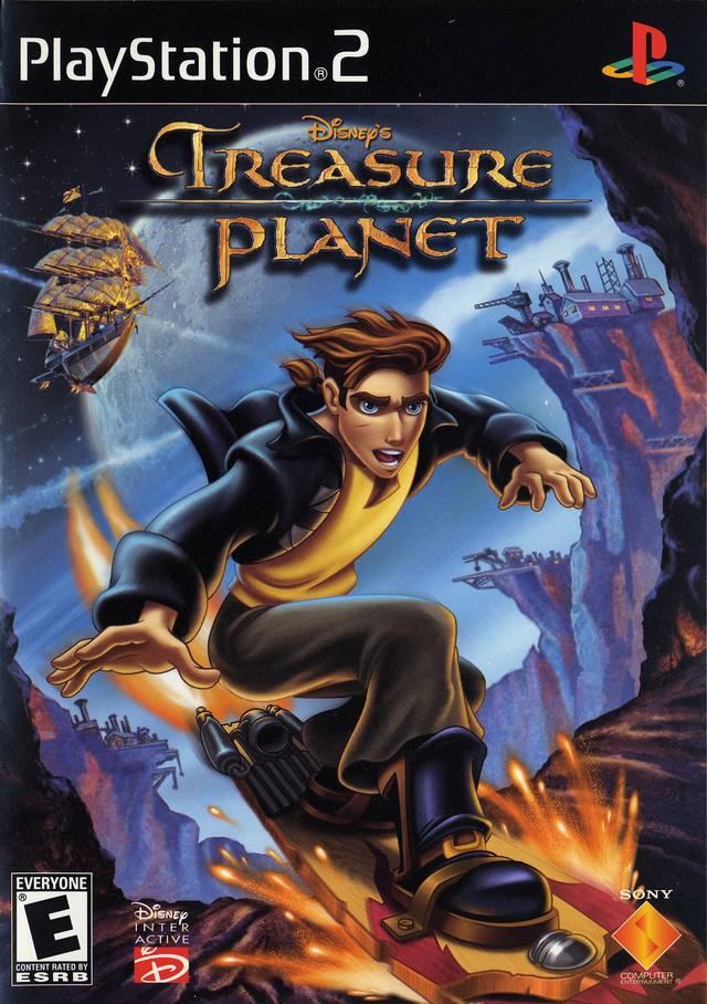Treasure Planet Video Game Disney Wiki Fandom