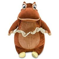 Hyacinth Hippo-Plush