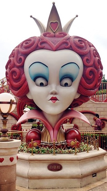 The Red Queen Disney Wiki Fandom Powered By Wikia