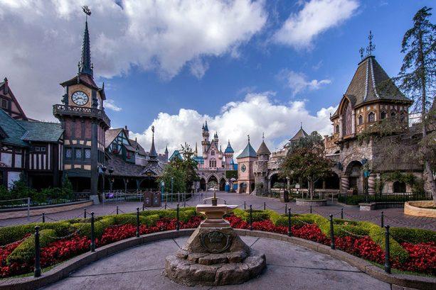 File:Fantasyland of Disneyland.jpg