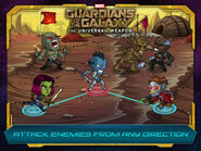 Gotg TUW Attack Enemies