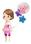 Pink Elephant Accessory Kingdom Hearts χ