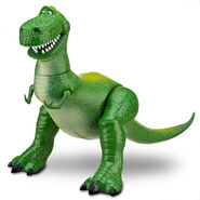 Rex Talking Action Figure - 12''