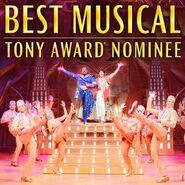 Aladdin the Broadway Musical Tony Award Nomination