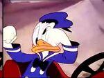 Donalds Tire Trouble 1943box