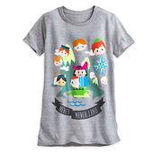 Peter Pan Tsum Tsum T Shirt