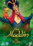 Aladdin Villains DVD