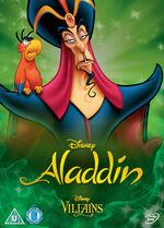 Aladdin Villains DVD
