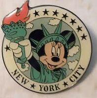 New York City Pin