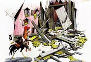 Chanticleer Farm Destruction