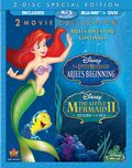 The Little Mermaid II & Ariel's Beginningbluray