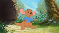 Winnie the Pooh Springtime With Roo 9736 6 large