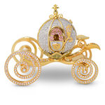 Cinderella Coach Figurine by Arribas - Jeweled